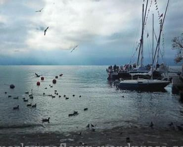 Ein Besuch in Vevey am Genfer See
