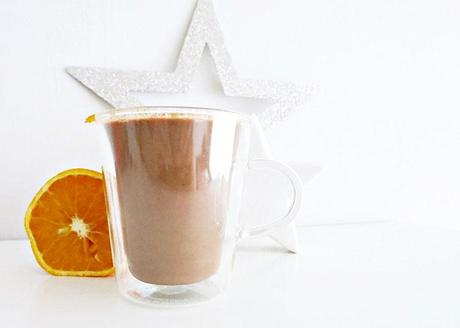 Orange Hot Chocolate