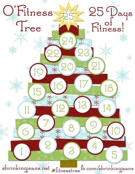 Fitness Weihnachtskalender.Last Last Last Minute Adventskalender