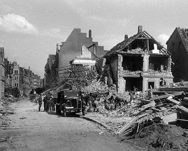 Das untergegangene Münster — Fotos von 1940 bis 1945