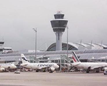 Sie sollen ja nicht gleich in die Luft gehen: Der Allrounder unter den Arbeitgebern - Jobs auf einem Flughafen!