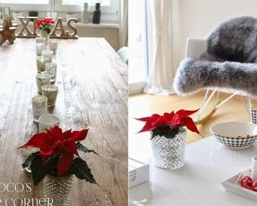 Weihnachtsdekoration - es wird festlich im Hause Coco