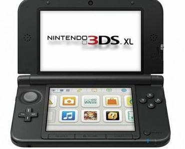 Nintendo 3DS XL - Produktion in Japan eingestellt