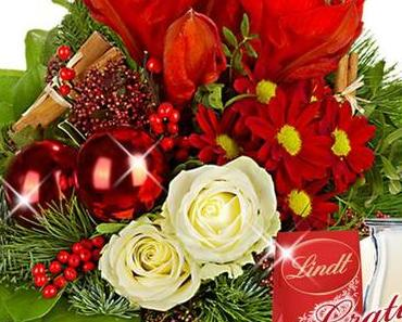 Geschenkidee #1 – Blumen zu Weihnachten