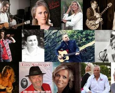 Stars und Sternchen beim Deutschmusik Song Contest