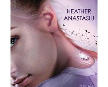 Rezension: Secrets – Ich fühle von Heather Anastasiu (Glitch #1)