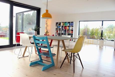 Copenhague Table Cph30 Von Hay