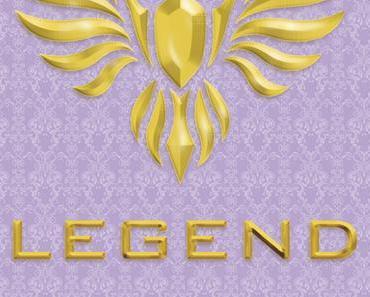 "[MINI-REZENSION] ""Legend 02. Schwelender Sturm"" (Band 2)"