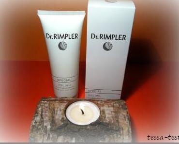 Dr. Rimpler Special Mask Peel AHA Gesichtsmaske im Test