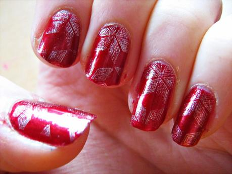unnuetzer Adventskalender: Christmas Nails