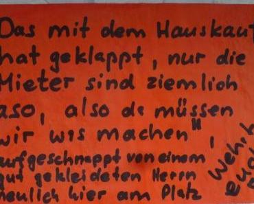 Berlin: Protest in Kreuzberg angezettelt