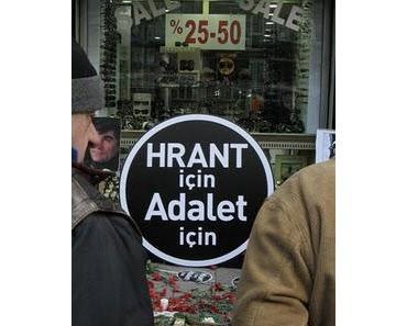 Gedenken an Hrant Dink