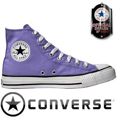 Converse All Star Chucks Chuck Taylor – Lila purple