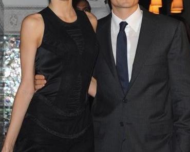 Erstes Foto von Orlando Bloom's und Miranda Kerr's Sohn