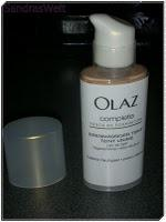 Olaz complete TOUCH OF FOUNDATION