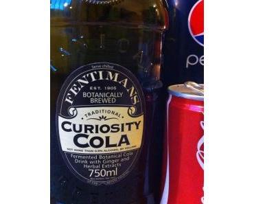 Fentiman′s Curiosity Cola – Gut für Kaffee- (und sonstige) Cocktails