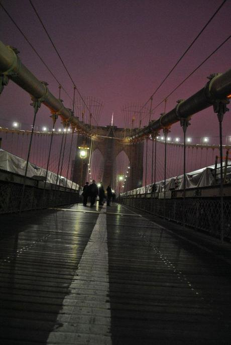 New Year's in the City – Brooklyn and the Bridge