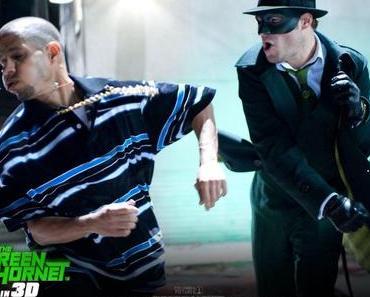 Filmkritik 'The green Hornet'