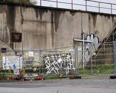 100 Tage nach der LOVEPARADE 2010 in Duisburg