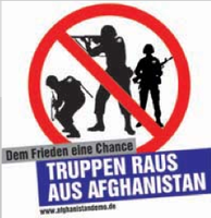 Die Bundeswehr ist mit verantwortlich - Keine Mandatsverländung für Afghanistan!