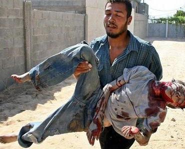 Zu jung zum  sterben - nicht in Gaza!