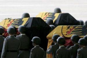Am 30.1.2010 sterben weitere 4 deutsche Soldaten in Afghanistan