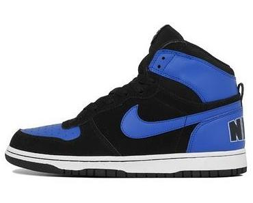 Nike Big Nike - Schwarz/Blau