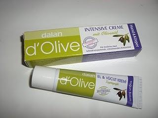 dalan d'Olive Intensive Creme