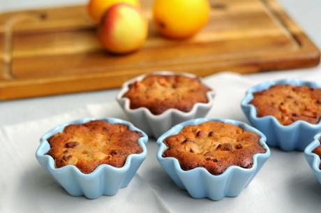 Apfel-Marzipan-Muffins