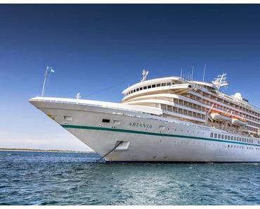 MS Artania ist aus der Werft zurück, wir nutzen eine Kurzreise um Ihnen zu berichten...