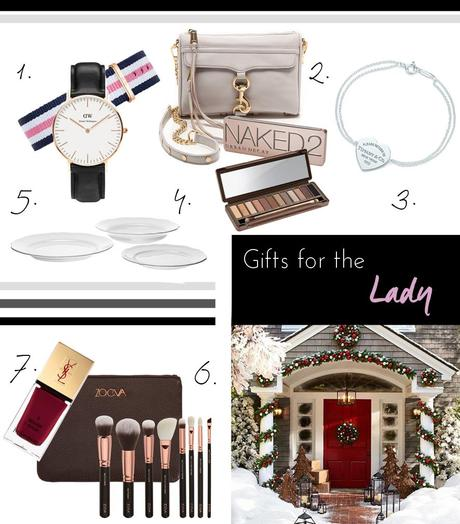 Christmas gift guide - Gifts for the lady