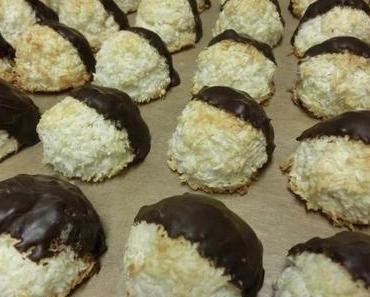 """Tres Leches Coconut Macaroons"" – Kokosmakronen"