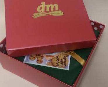 Ausgepackt: dm Lieblinge Dezember-Box