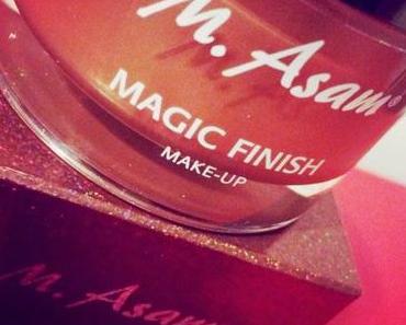 M. ASAM - Magic Finish Make-Up -