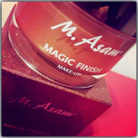 M. ASAM - Magic Finish Make-Up -