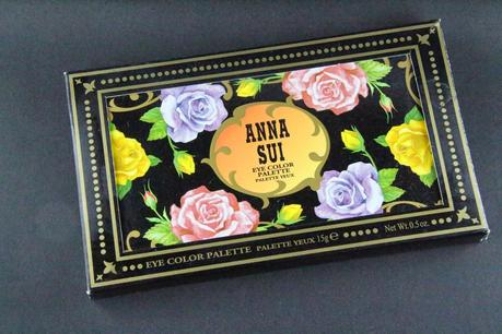 Anna Sui Eye Colour Palette 01