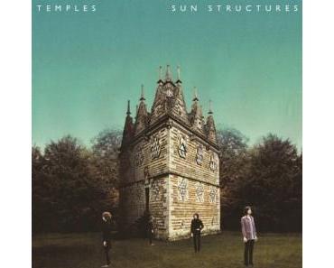 Was wir fortan bitte täglich erleben wollen: Die Temples live im Lido.