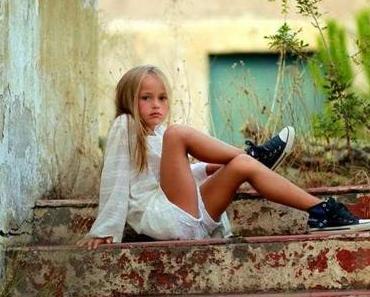 Karriere? Das jüngste Fotomodell der Welt mit 8 (!!) Jahren! Lolita pur ...