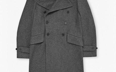 French Connection Calvary Wool Coat