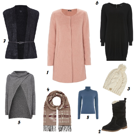 Fashion Must-Haves im Winter