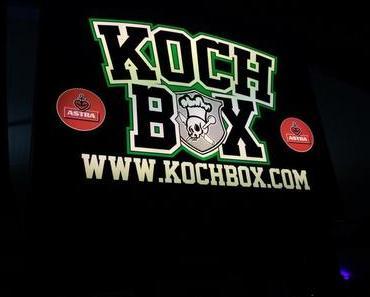 KochBox – Kochen mit Freunden unter Anleitung