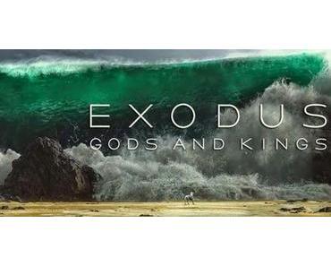 """Ach Gottchen - Moses im Kampf mit sich selbst, Gott und Ramses in """"Exodus: Götter und Könige""""!"""