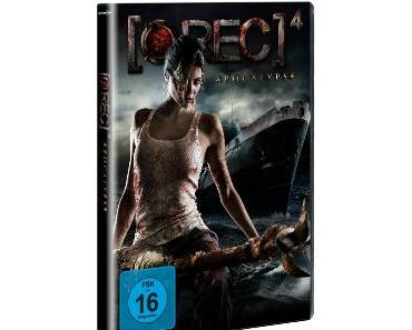 "Home Release: Das spanische Zombie-Horrorfilm-Finale ""[Rec]4 Apocalypse"""