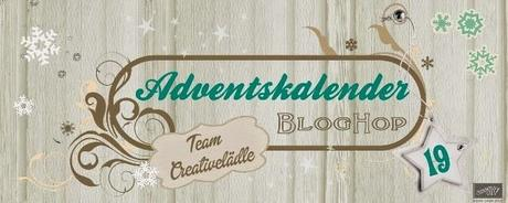 Stampin UP Team Adventskalender- 19. Dezember