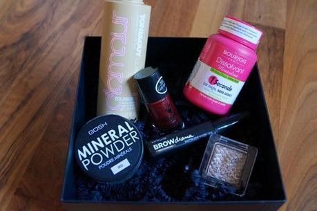 [UNBOXING] Budni Parfümerie Secret Box - Metallic Glam