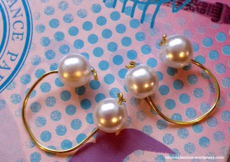 diy spangen ring mit perlen a k a h bsches. Black Bedroom Furniture Sets. Home Design Ideas