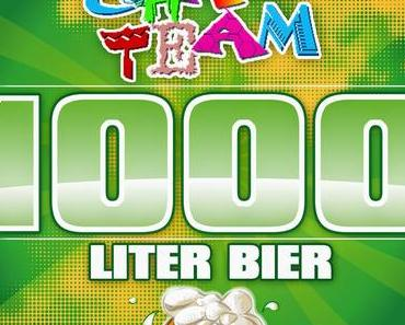 Chaos Team - 1000 Liter Bier