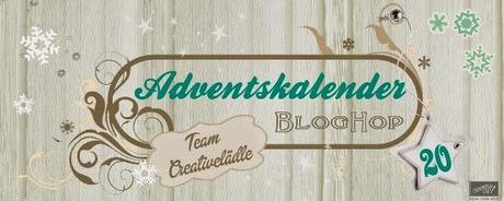 Stampin UP Team Adventskalender- 20. Dezember
