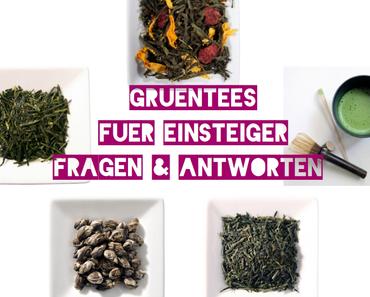 Meine Tipps für Grüntee-Einsteiger – So wird grüner Tee für euch zum Genuss!