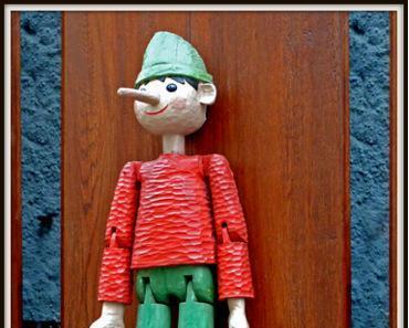 Pinocchio des Jahres für die gröbste Lüge 2014